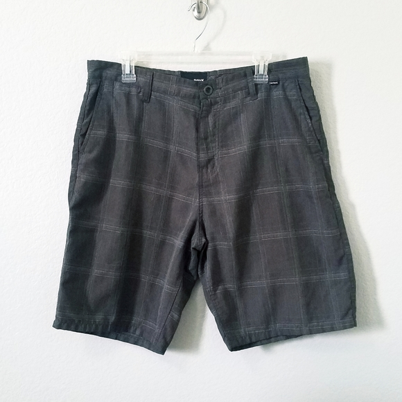 Hurley Other - Hurley Flat front Shorts